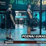 Poznaj Łukasza - Trening dla koszykarza