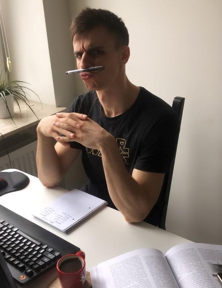 blog hantle i gary - Mateusz Kołtunowicz